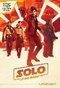 Cover-Bild zu Schreiber, Joe: Solo: A Star Wars Story Junior Novel