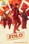 Cover-Bild zu Schreiber, Joe: Solo: A Star Wars Story (Jugendroman zum Film)