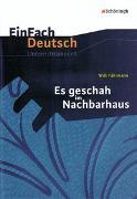 Cover-Bild zu Volkmann, Udo: EinFach Deutsch / EinFach Deutsch Unterrichtsmodelle