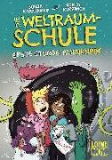 Cover-Bild zu Kaiblinger, Sonja: Die Weltraumschule - Erste Stunde: Alienkunde