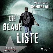 Cover-Bild zu Schorlau, Wolfgang: Die blaue Liste