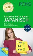 Cover-Bild zu PONS GmbH (Hrsg.): PONS Grammatik kurz und bündig Japanisch