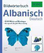 Cover-Bild zu PONS GmbH (Hrsg.): PONS Bildwörterbuch Albanisch