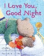 Cover-Bild zu Buller, Jon: I Love You, Good Night