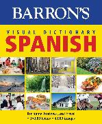 Cover-Bild zu PONS Editorial Team: Visual Dictionary: Spanish: For Home, Business, and Travel