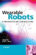Cover-Bild zu Pons, José L.: Wearable Robots