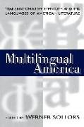 Cover-Bild zu Sollors, Werner (Hrsg.): Multilingual America