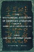 Cover-Bild zu Shell, Marc (Hrsg.): The Multilingual Anthology of American Literature