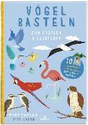 Cover-Bild zu Kelly, Susan: Vögel basteln