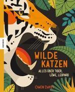 Cover-Bild zu Davey, Owen: Wilde Katzen
