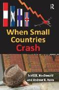 Cover-Bild zu When Small Countries Crash von MacDonald, Scott B.
