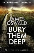 Cover-Bild zu Oswald, James: Bury Them Deep