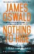 Cover-Bild zu Oswald, James: Nothing to Hide