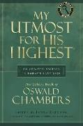 Cover-Bild zu Chambers, Oswald: My Utmost for His Highest