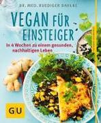 Cover-Bild zu Dahlke, Ruediger: Vegan für Einsteiger
