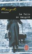 Cover-Bild zu Simenon, Georges: La Folle de Maigret