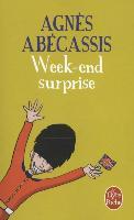 Cover-Bild zu Abécassis, Agnès: Week-end surprise