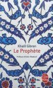 Cover-Bild zu Gibran, Khalil: Le Prophète