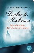Cover-Bild zu Doyle, Arthur Conan: Die Abenteuer des Sherlock Holmes