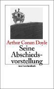Cover-Bild zu Doyle, Sir Arthur Conan: Seine Abschiedsvorstellung