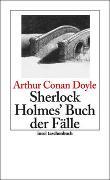 Cover-Bild zu Doyle, Sir Arthur Conan: Sherlock Holmes' Buch der Fälle