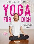 Cover-Bild zu Broome, Patrick: Yoga für dich