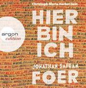 Cover-Bild zu Foer, Jonathan Safran: Hier bin ich