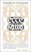 Cover-Bild zu Ecce homo von Nietzsche, Friedrich