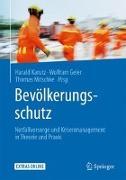 Cover-Bild zu Bevölkerungsschutz von Karutz, Harald (Hrsg.)