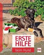 Cover-Bild zu Erste Hilfe beim Hund von Weinert, Bettina