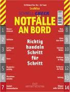 Cover-Bild zu Sicherheit an Bord/Notfälle an Bord von Köpp, Melanie (Übers.)