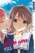 Cover-Bild zu Aono, Nachi: Love you till you die 02