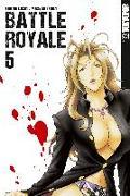 Cover-Bild zu Takami, K.: Battle Royale Sammelband 05