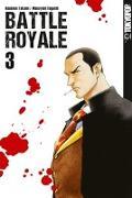 Cover-Bild zu Takami, K.: Battle Royale Sammelband 03