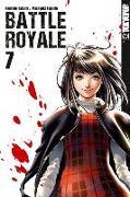 Cover-Bild zu Takami, K.: Battle Royale Sammelband 07