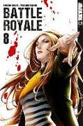 Cover-Bild zu Takami, K.: Battle Royale Sammelband 08