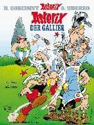 Cover-Bild zu Goscinny, René: Asterix der Gallier