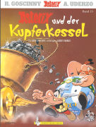 Cover-Bild zu Goscinny, René (Text von): Asterix und der Kupferkessel
