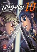 Cover-Bild zu Shiono, Etorouji: Übel Blatt 10