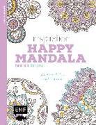 Cover-Bild zu Edition Michael Fischer (Hrsg.): Inspiration Happy Mandala