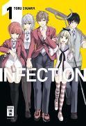 Cover-Bild zu Oikawa, Toru: Infection 01