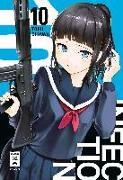 Cover-Bild zu Oikawa, Toru: Infection 10