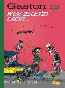 Cover-Bild zu Franquin, André: Gaston Neuedition 18: Wer zuletzt lacht