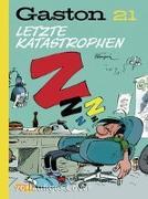Cover-Bild zu Franquin, André: Gaston Neuedition 21: Letzte Katastrophen