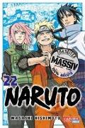 Cover-Bild zu Kishimoto, Masashi: NARUTO Massiv 22