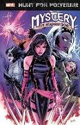 Cover-Bild zu Soule, Charles: Hunt for Wolverine: Mystery in Madripoor
