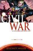 Cover-Bild zu Soule, Charles D.: Secret Wars: Civil War