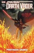 Cover-Bild zu Soule, Charles (Ausw.): Star Wars: Darth Vader - Dark Lord of the Sith Vol. 4: Fortress Vader