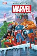 Cover-Bild zu Soule, Charles: Weihnachten mit den Marvel-Superhelden