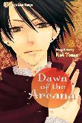 Cover-Bild zu Rei Toma: DAWN OF THE ARCANA GN VOL 03 (C: 1-0-1)